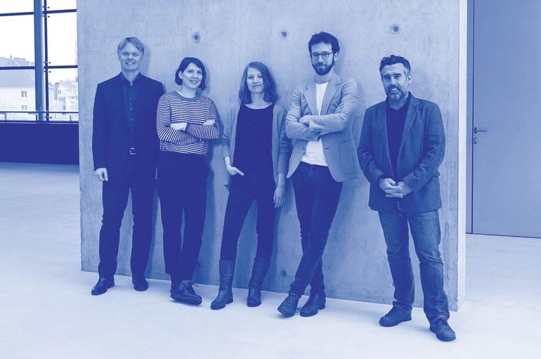 Teamfoto © Peter Rauchecker