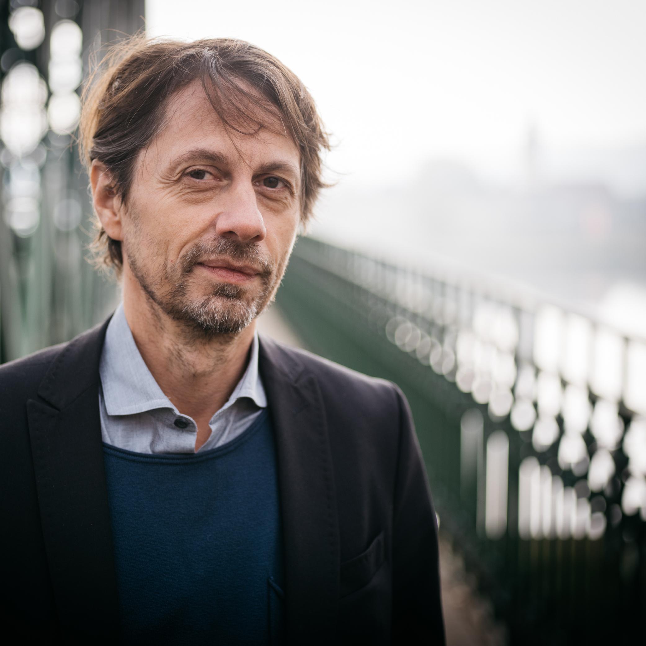 Thomas Edlinger © Ingo Pertramer